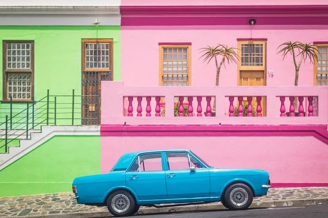 bo-kaap cape town holiday