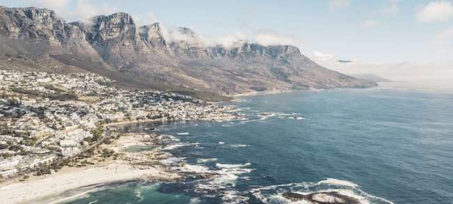 cape town camps bay holiday