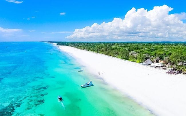 diani beach kenya holiday