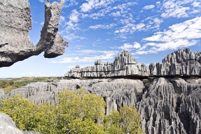 madagascar holiday tsingy de bamarah national park