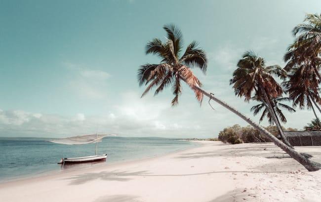 mozambique beach discover africa safaris