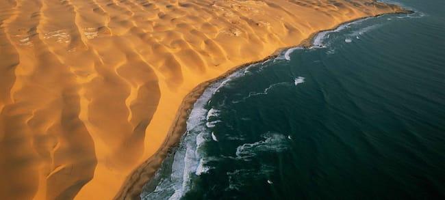 namibia safari skeleton coast