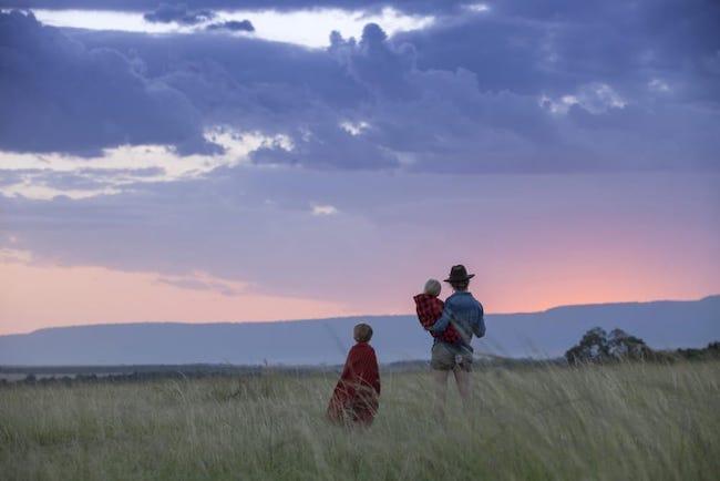 rekero camp masai mara family safari
