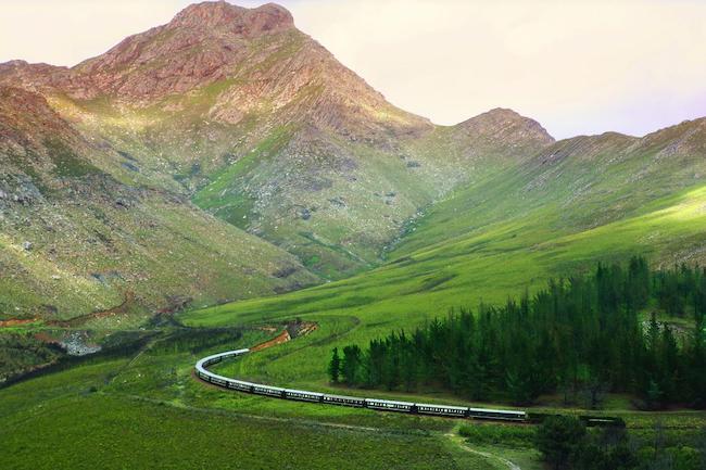 rovos rail train safari south africa outdshoorn