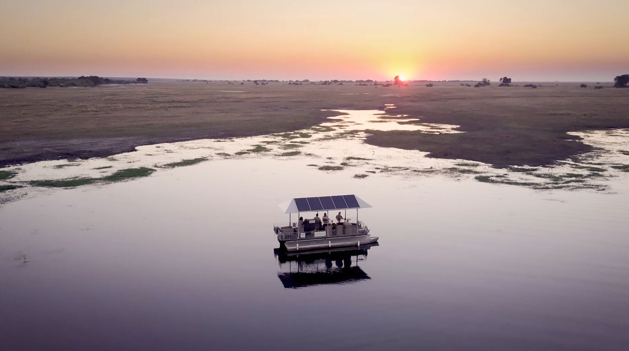 Chobe Game Lodge gives just the right touch of luxury in the heart of Africa