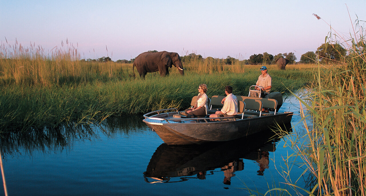 Excursions are usually included in luxury packages